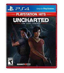 Amazon: Uncharted: The Lost Legacy - PlayStation 4