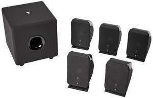 Amazon: Sistema de Cine en Casa 5.1 Focal Pack SIB