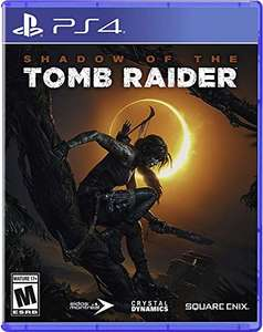 Amazon: Shadow of the Tomb Raider - PlayStation 4 Standard Edition