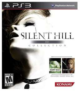 Amazon: Silent Hill HD collection PS3
