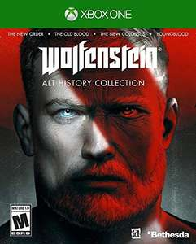 Amazon: Wolfenstein: The Alternative History Collection (Contiene los 4 juegos de Wolfenstein) - Xbox One
