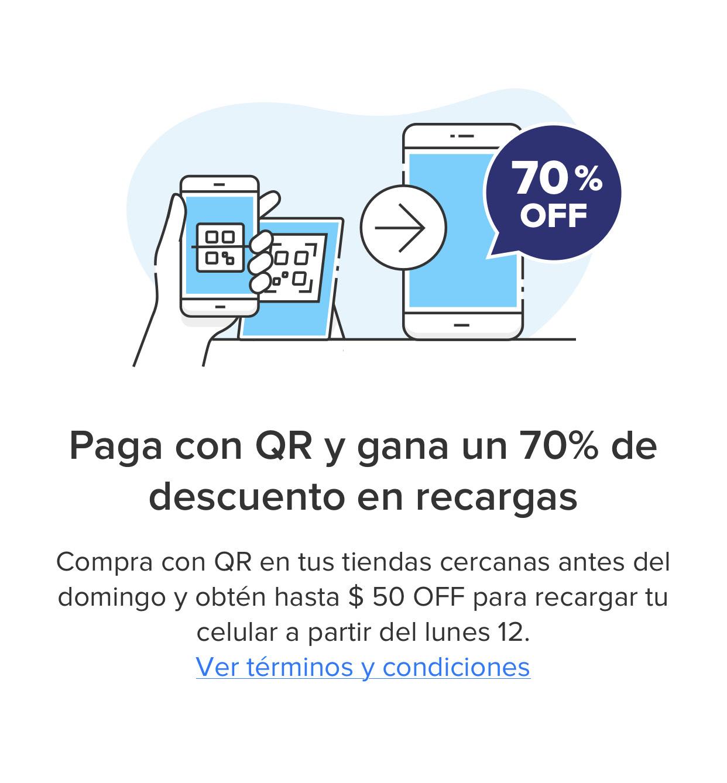 Mercado Pago: Gana $50 para Recarga Celular
