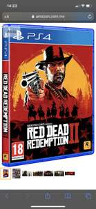 Amazon: Red dead redemption 2 (ps4)