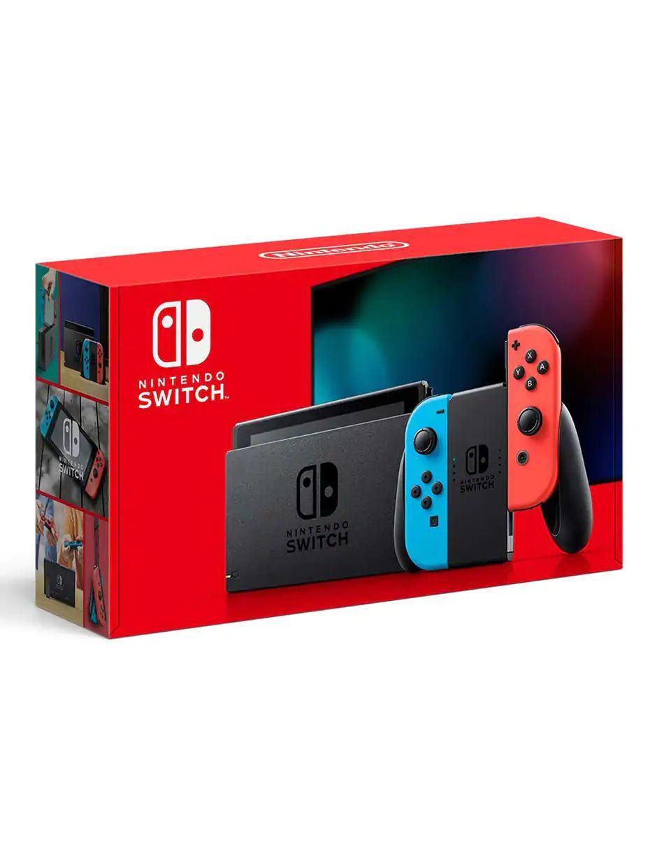 Liverpool:Consola Nintendo Switch 1.1 32 GB (pagando con TDC Digital Banorte visa)
