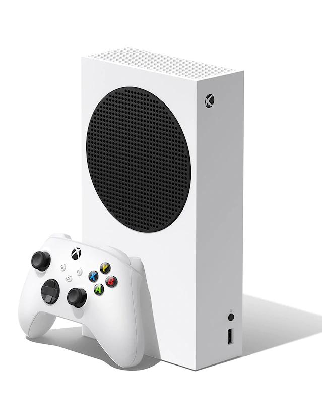 Liverpool: Consola Xbox Series S 512 GB blanco ( Con el 15% pagando con la trajeta de credito digital Banorte)
