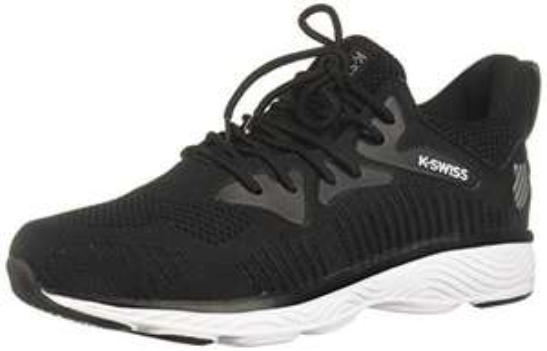 Amazon: K-Swiss 0F36600210.0 Tenis New Kore para Hombre, Negro, 28 cm