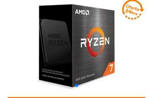 CyberPuerta: Ryzen 7 5800X, S-AM4, 3.80GHz, 8-Core
