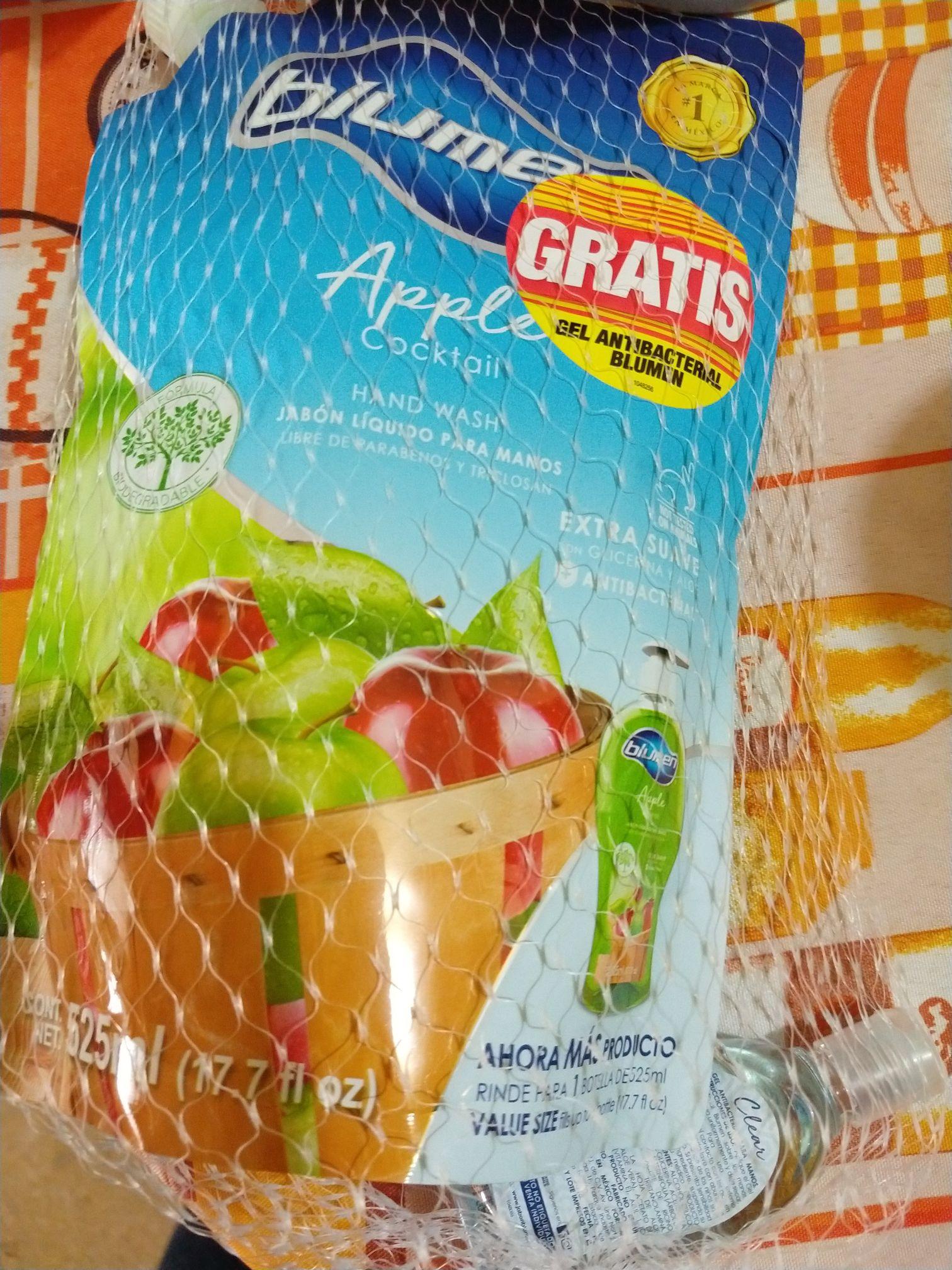 Bodega Aurrera: Jabon para manos sobre de 525 ml marca blumen y otros productos mas en .03