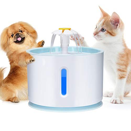 Amazon: fuente para gato o perro enviado con prime