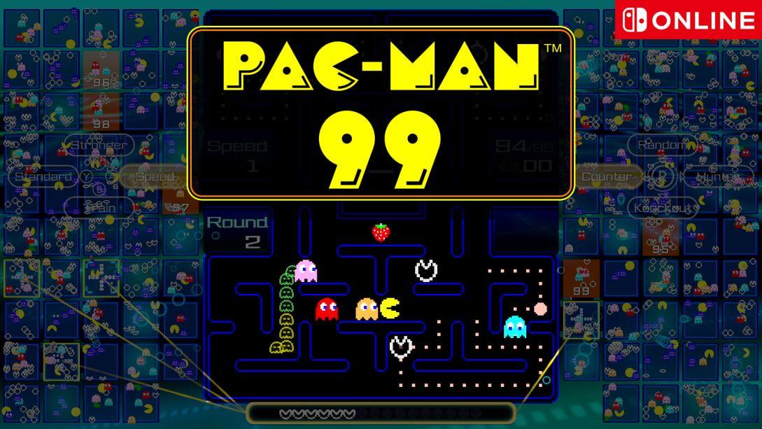 Nintendo eShop: PAC-MAN 99 (Gratis con Nintendo Switch Online)