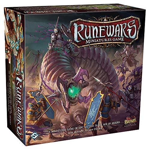 Amazon: Juego de mesa Runewars The Miniature Game