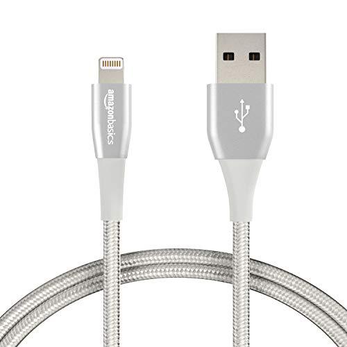 Amazon: 2 Cables lightning AmazonBasics 0.9 m