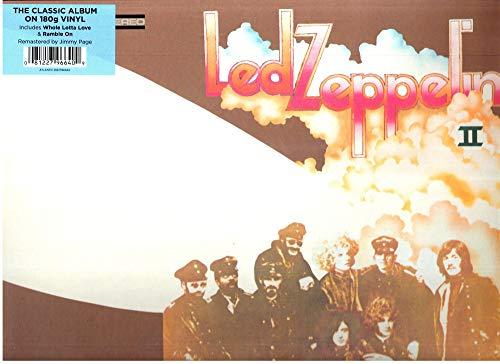 Led Zeppelin II (Vinyl) envío gratis con prime