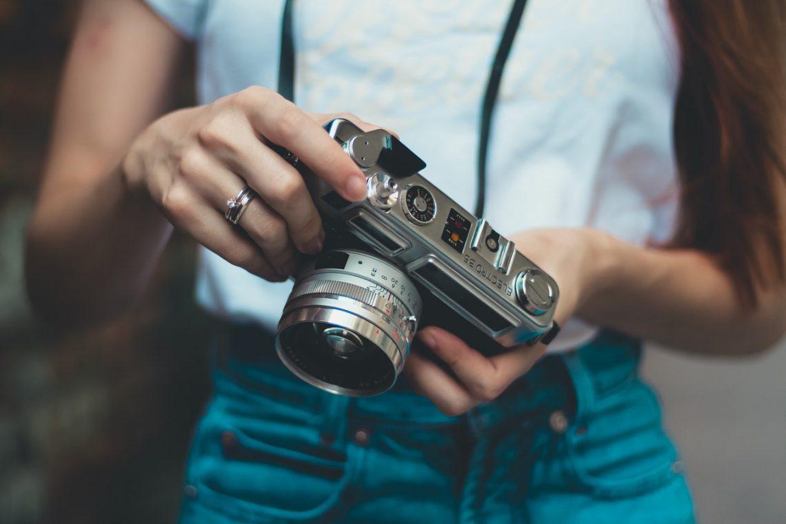 7 cursos online gratis de fotografía para principiantes.