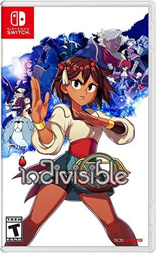 Amazon: Indivisible - Standard Edition - Nintendo Switch