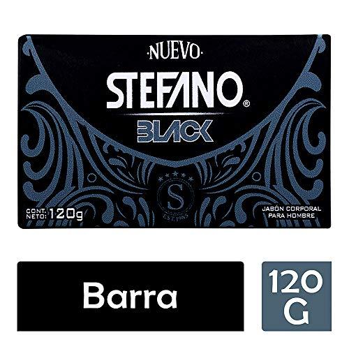 Amazon, Stefano Jabón de Tocador Black 120gr