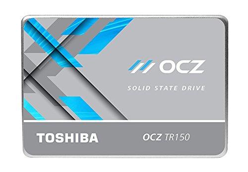 Amazon: SSD Toshiba OCZ de 240GB a $1,263 y de 480GB a $1,935