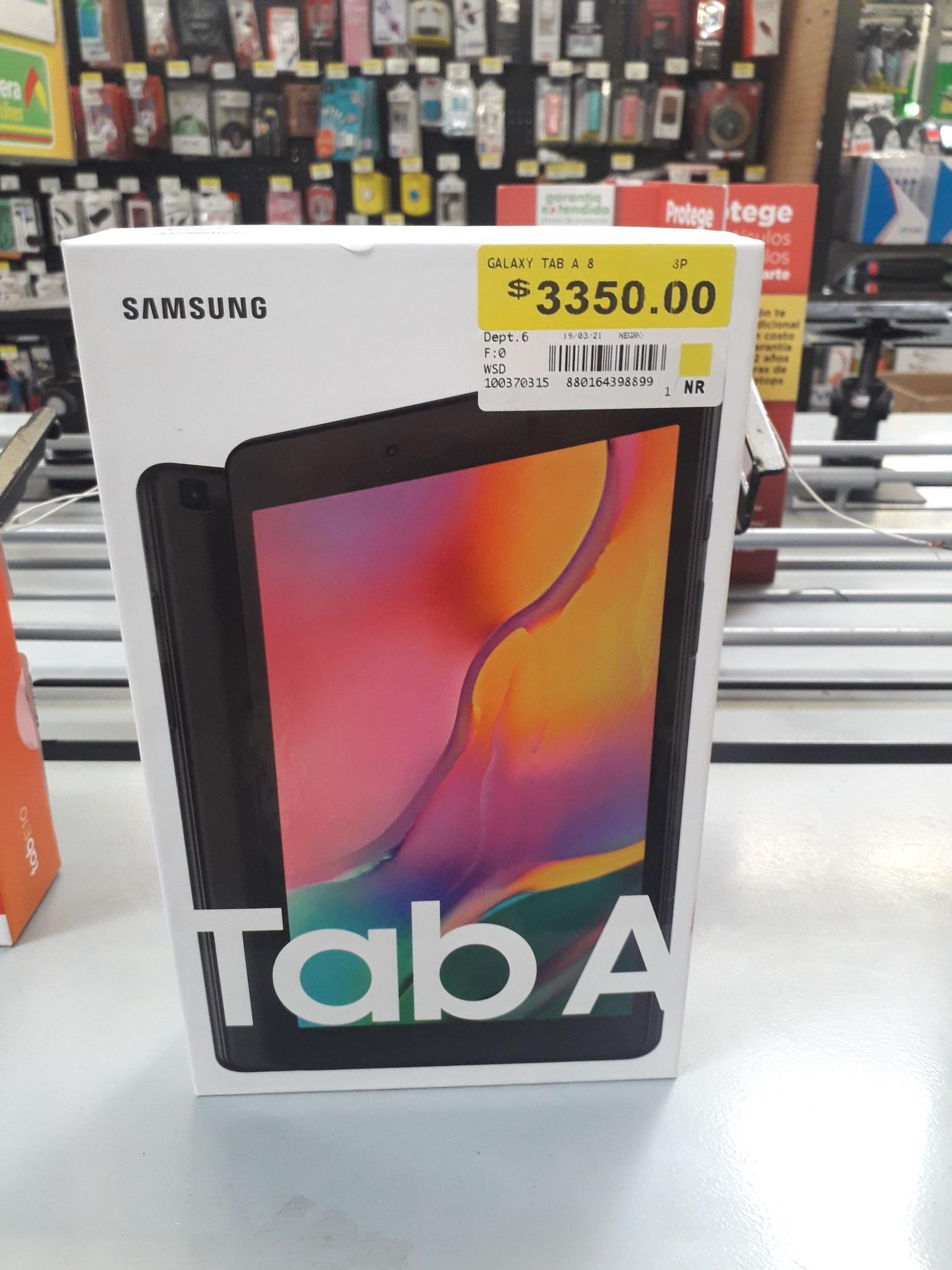 Bodega Aurrera Culiacán: Samsung Galaxy Tab A, 32GB