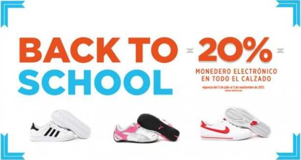 Innova Sport: 20% en monedero en todo el calzado