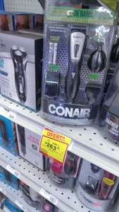 "SORIANA SUPER PAPAGAYO: Recortadora CONAIR THE CHOPPER / Recortadora de patilla y barba de cuchilla en ""T"""