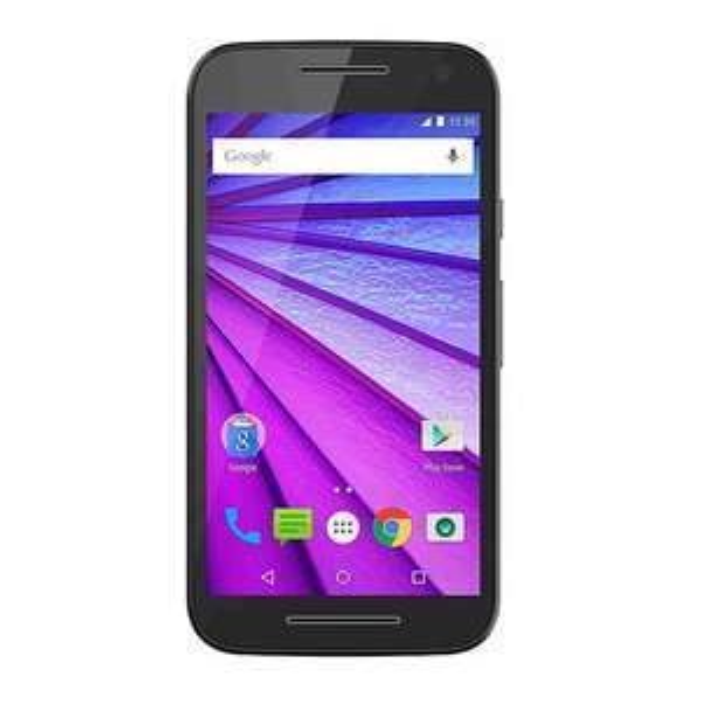 Walmart: Motorola Moto G 3ra Generación 16 GB Negro 4G LTE Desbloqueado