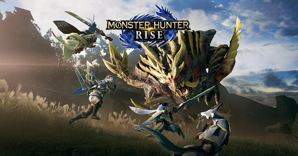 GRATIS :: Pack de Kamura 1: La gran celebración para Monster Hunter Rise