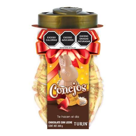 Sam's Club: Chocolate Turín Conejo 600 gramos