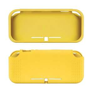 Amazon: Funda de Silicon para Nintendo Switch Lite