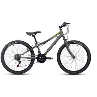 Linio: Bicicleta Mercurio ZTX R26 MTB Gris Sin suspensión 18V Envio Gratis