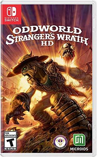 Amazon: Oddworld: Stranger's Wrath - Standard Edition - Nintendo Switch