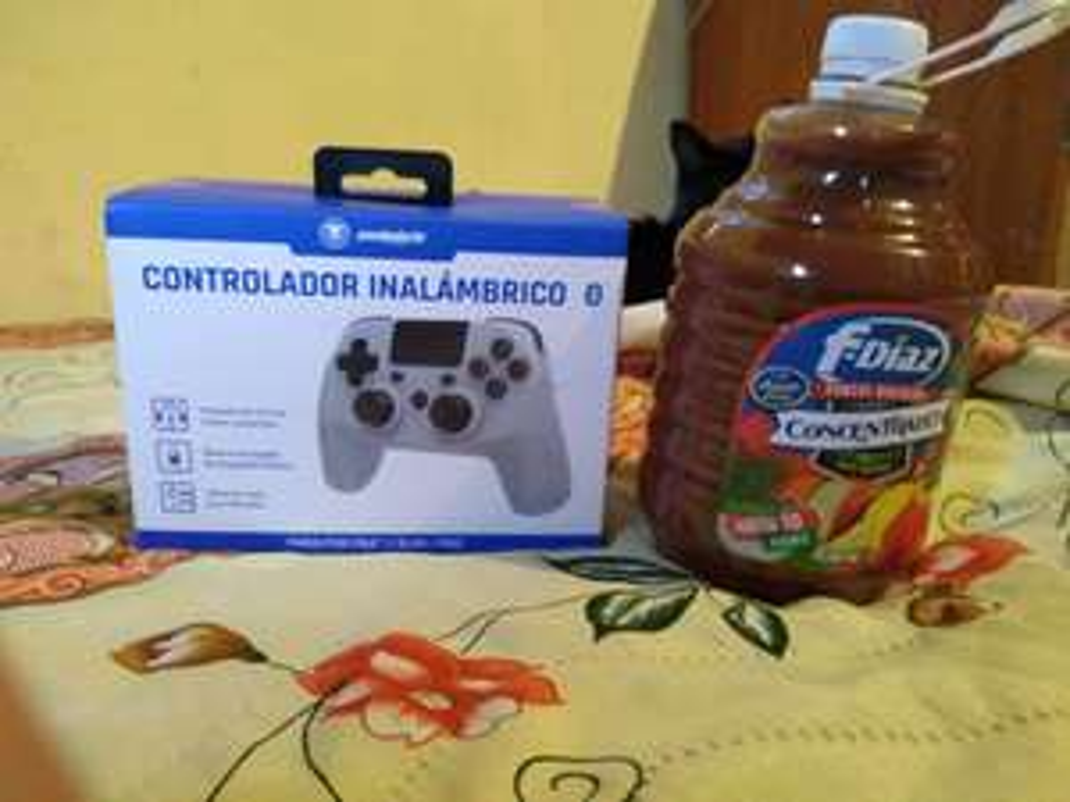 Walmart: control para PS4 y concentrado de ponche