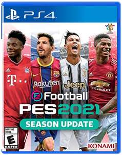 Amazon, Pro Evolution Soccer 2021 - Standard Edition - PlayStation 4