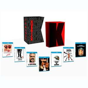 Costco: Stanley Kubrick Collection Blu-ray