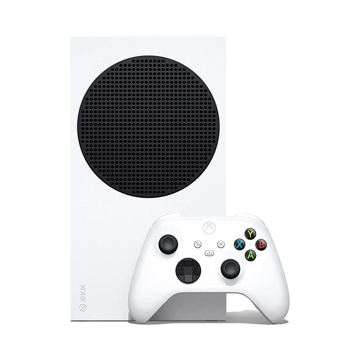 Sanborns, Consola Xbox Series S 512GB (1 control) Blanco (Banorte)