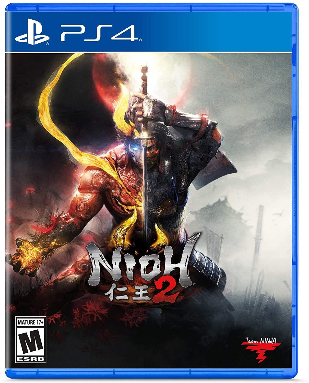 Amazon:Nioh 2 - Edición Estándar - PlayStation 4 - Standard Edition