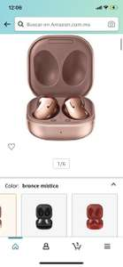Amazon, Samsung Galaxy Buds Live