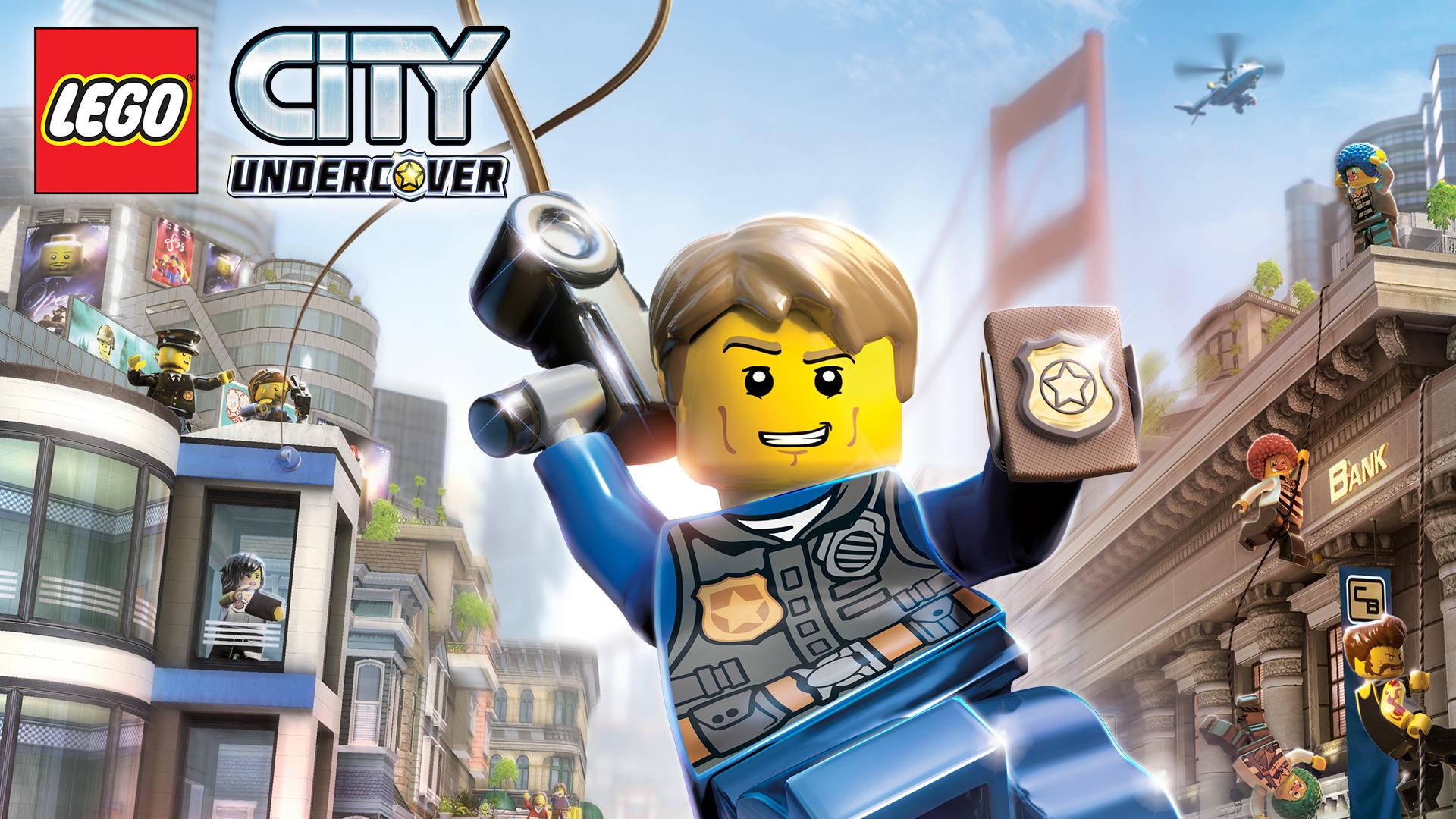 Lego City Nintendo Switch En eShop de EUA. En México $190.00