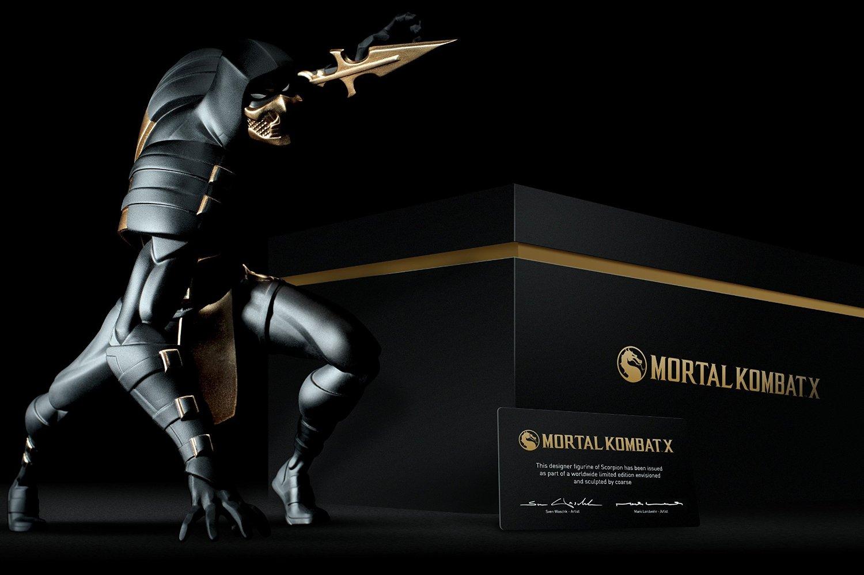 Amazon: Mortal Kombat X Kollector's Edition para Xbox One