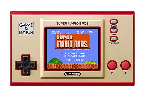 Walmart y Bodega Aurrera: Consola Nintendo Portátil Super Mario Bros: Game & Watch