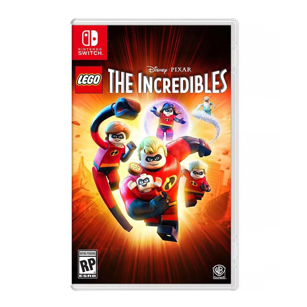 Sears: Nintendo Switch Lego Incredibles