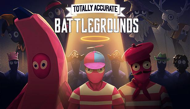 Steam: Totally Accurate Battlegrounds GRATIS Steam (Estilo Battle Royale)