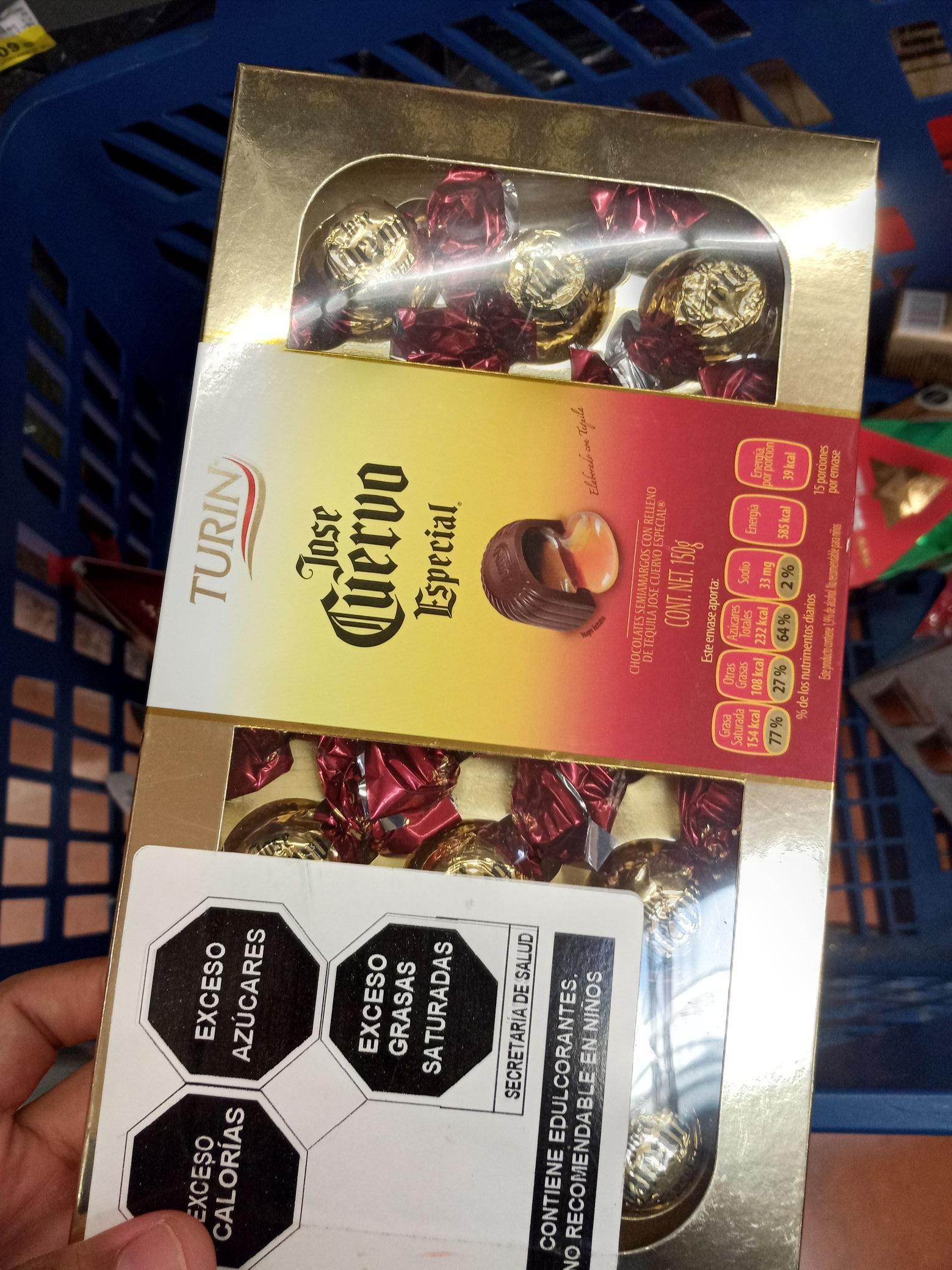 Walmart: Chocolate Jose cuervo Gratis, con mini promonovela