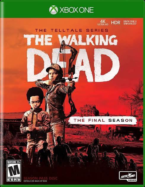 Amazon: The Walking Dead: Final Season - Xbox One Precio más bajo historico