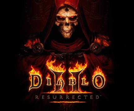 GRATIS :: Alfa técnica de Diablo® ii: resurrected ™: vive la leyenda