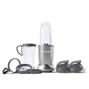 "Amazon: NutriBullet NB9-1301S Pro 13 Pcs ""Silver"", 900W,"