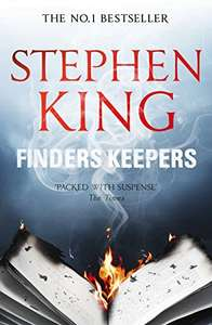 Amazon Kindle: Finders Keepers de Stephen King (mr Mercedes 2)