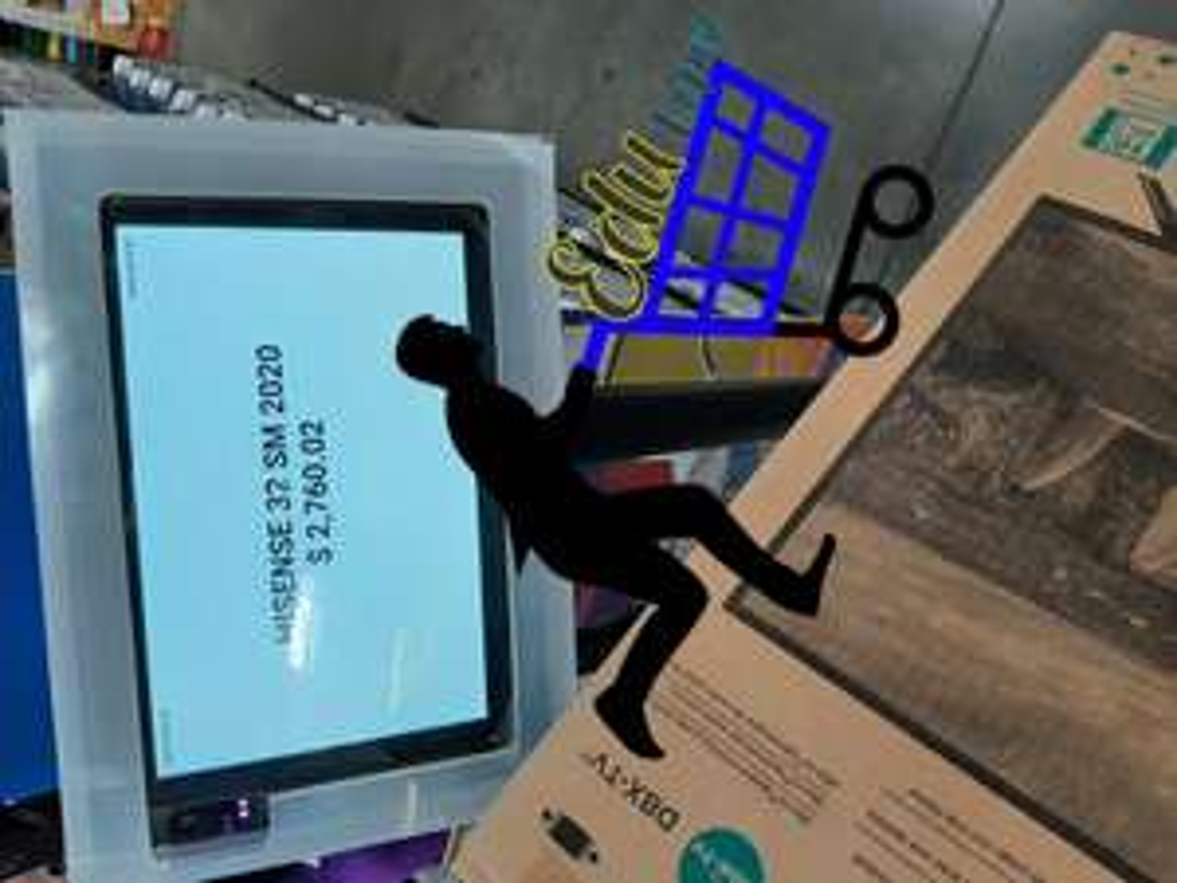 "Walmart, Smart tv HISENSE 32"""