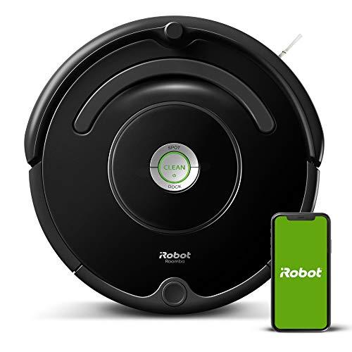 Amazon iRobot R675020 - Robot, Color Negro