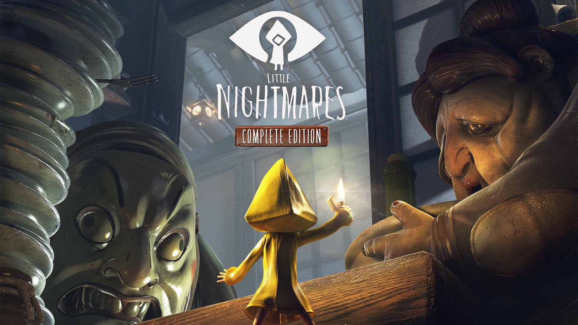 Nintendo, Little nightmares edición completa eShop!