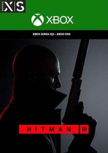 CDkeys: Hitman 3 xbox one, series S/X Digital
